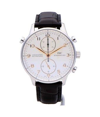 IWC Portugieser Chronograph Rattrapante IW37121OCC