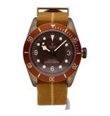 Tudor Horloge Heritage 41mm Black Bay Bronze 79250BMOCC