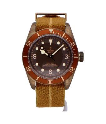 Tudor Heritage 41mm Black Bay Bronze 79250BMOCC
