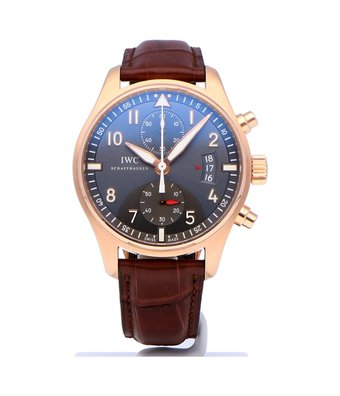 IWC Horloge Pilot's Watch Spitfire Chronograph IW387803OCC