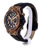 Hublot Horloge Big Bang Unico 45mm Bavaria bronze 411.BZ.1149.VR.MDL17OCC