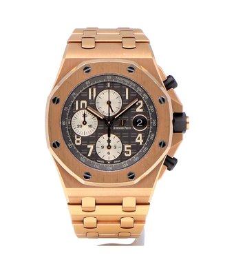 Audemars Piguet Horloge Royal Oak 42mm Offshore Chronograph 26470OR.OO.1000OR.02OCC