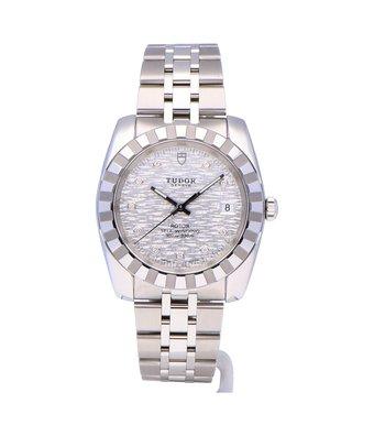 Tudor Horloge Classic 38mm Date 21010