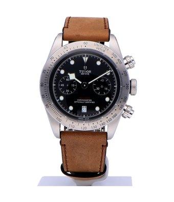 Tudor Black Bay 41mm Chrono 79350
