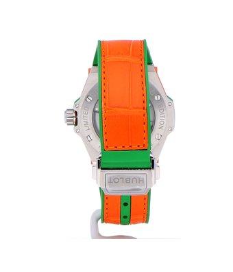 Hublot Horloge Big Bang 39mm One Click Pop Art Steel Orange 465.SO.5179.LR.06POP16