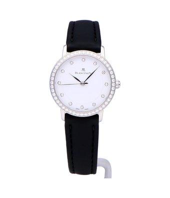 Blancpain Horloge Villeret 29mm Ultra Slim 6102-4628-95A