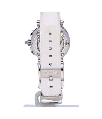 Breguet Horloge Marine 35mm Chronograph 8827ST/59/586
