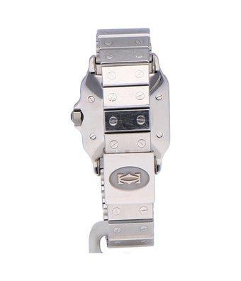 Cartier Santos Galbée XL W20098D6OCC