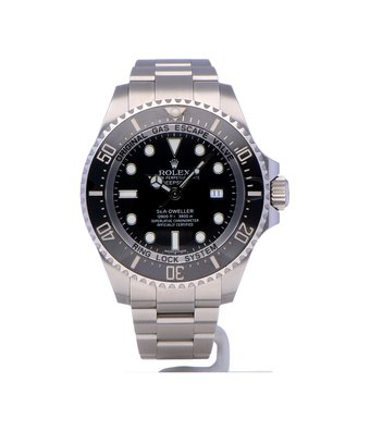 Rolex Oyster Perpetual Rolex Deepsea 116660OCC