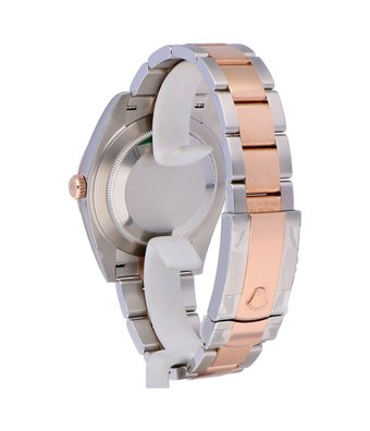 Rolex Oyster Perpetual Classic Datejust II 41 126301OCC