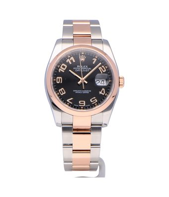 Rolex Oyster Perpetual Classic Datejust 36 116201OCC