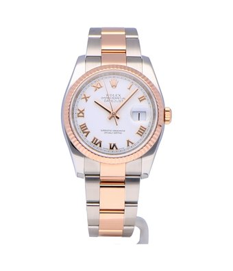 Rolex Oyster Perpetual Classic Datejust 36 116231OCC