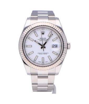 Rolex Oyster Perpetual Classic Datejust II 41 116334OCC