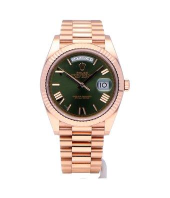 Rolex Oyster Perpetual Classic Day-Date 40 228235OCC