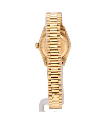 Rolex Oyster Perpetual Classic Lady-Datejust 26 69178OCC