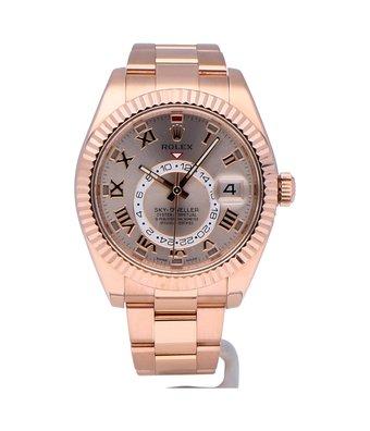 Rolex Horloge Oyster Perpetual Professional Sky-Dweller 326935OCC