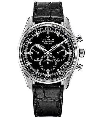 Zenith Horloge El Primero 42mm 36'000 VPH 03.2080.400/21.C496