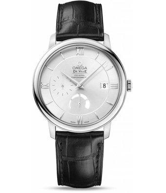 Omega Horloge De Ville 40mm Prestige Power Reserve 424.13.40.21.02.001