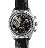 Zenith Horloge El Primero 45mm Chronomaster Grande Date Moon 03.2160.4047/21.C714
