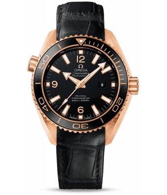Omega Horloge Seamaster 38mm Planet Ocean 600M 232.63.38.20.01.001