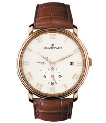 Blancpain Horloge Villeret 40mm Ultra Slim 6606-3642-55A
