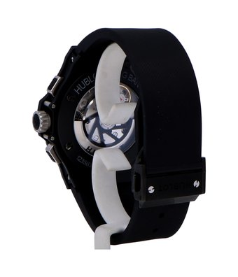 Hublot Horloge Big Bang 44mm Chronograph Black Magic 301.CI.1770.RXOCC