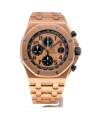 Audemars Piguet Horloge Royal Oak Offshore Chrono 42mm 26470OR.OO.1000OR.01OCC