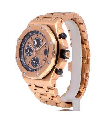 Audemars Piguet Horloge Royal Oak 42mm Offshore Chronograph 26470OR.OO.1000OR.01OCC