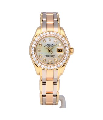 Rolex Oyster Perpetual Classic Pearlmaster 29 69298OCC