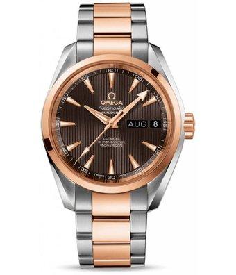 Omega Horloge Seamaster 39mm Aqua Terra 150M 231.20.39.22.06.001