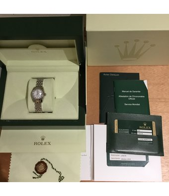 Rolex Horloge Oyster Perpetual Classic Lady-Datejust 26 179174OCC