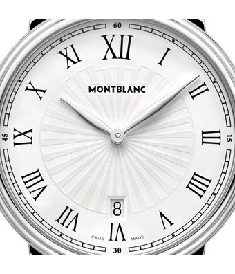 Montblanc Horloge Tradition 40mm 112633