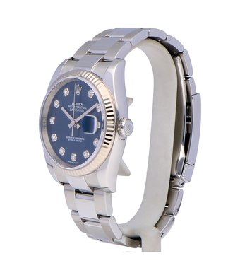 Horloge Oyster Perpetual Classic Datejust 36 116234OCC