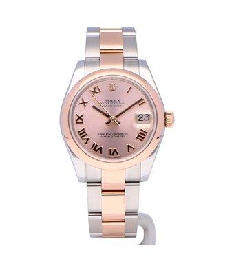 Rolex Horloge Oyster Perpetual Classic Datejust 31 178241OCC