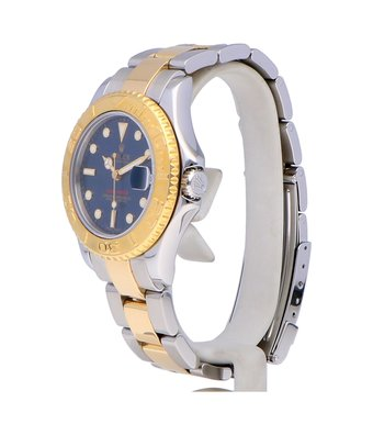 Rolex Horloge Oyster Perpetual Professional Yacht-master 35 68623OCC