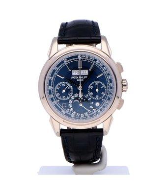 Patek Philippe Horloge Grand Complications Perpetual Calendar Chronograph 5270G-019OCC