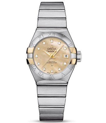 Omega Horloge Constellation 27mm Co-Axial 123.20.27.20.57.003