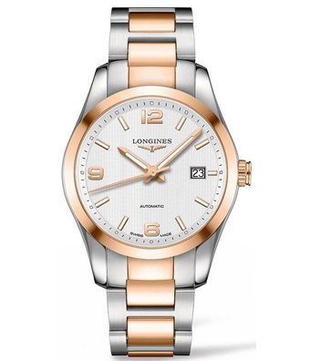 Longines Horloge Conquest Classic 40mm L2.785.5.76.7