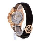 Patek Philippe Horloge Grand Complications Perpetual Calendar Chronograph 5270R-001OCC