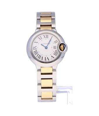 Cartier Horloge Ballon Bleu 28mm W69007Z3OCC