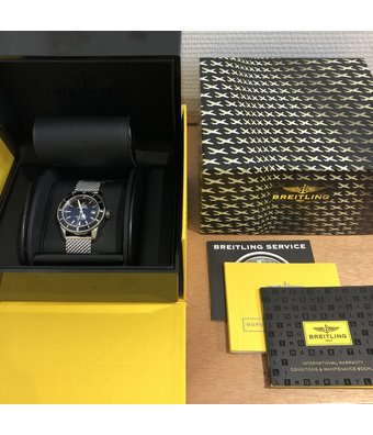 Breitling Superocean Heritage 42 A17321OCC