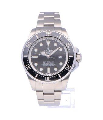 Rolex Horloge Oyster Perpetual Professional Sea-Dweller Deepsea 116660OCC