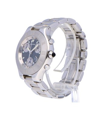 Cartier Must 21 Chronoscaph W10125U2OCC