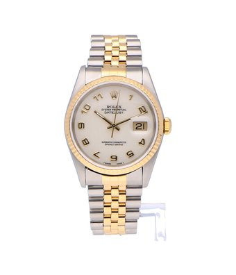 Rolex Oyster Perpetual Classic Datejust 36 16233OCC