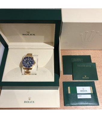 Rolex Horloge Oyster Perpetual Professional Submariner Date 116618LBOCC