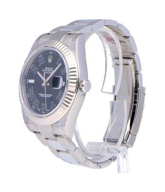Rolex Horloge Oyster Perpetual Classic Datejust II 41 116334OCC