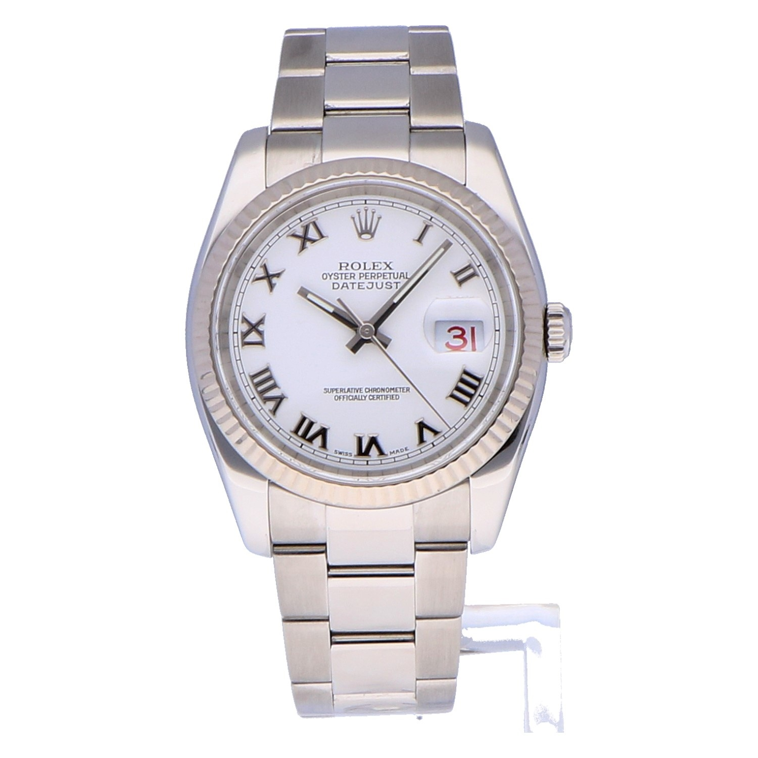 Rolex Oyster Perpetual Datejust 36 116234