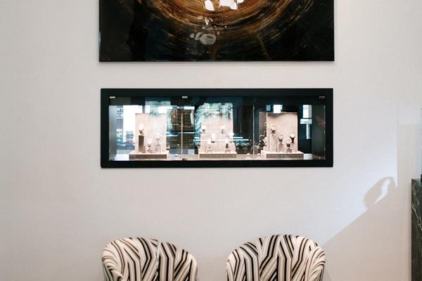Schaap en Citroen Vintage Watches Amsterdam | gevel juweliershuis