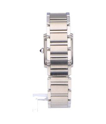 Cartier Horloge Tank Francaise MM W51011Q3OCC