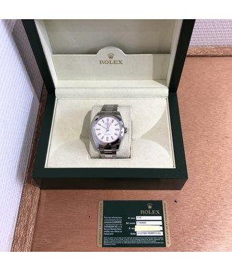 Rolex Horloge Oyster Perpetual Professional Milgauss 116400OCC